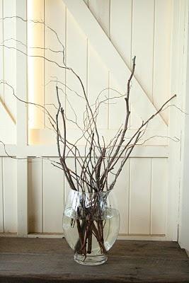 Matrimonio in corso diy un centrotavola di grande effetto - Rami secchi decorativi dove comprarli ...