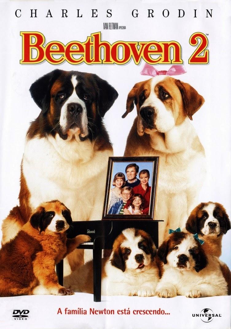 Beethoven 2 – Dublado (1993)