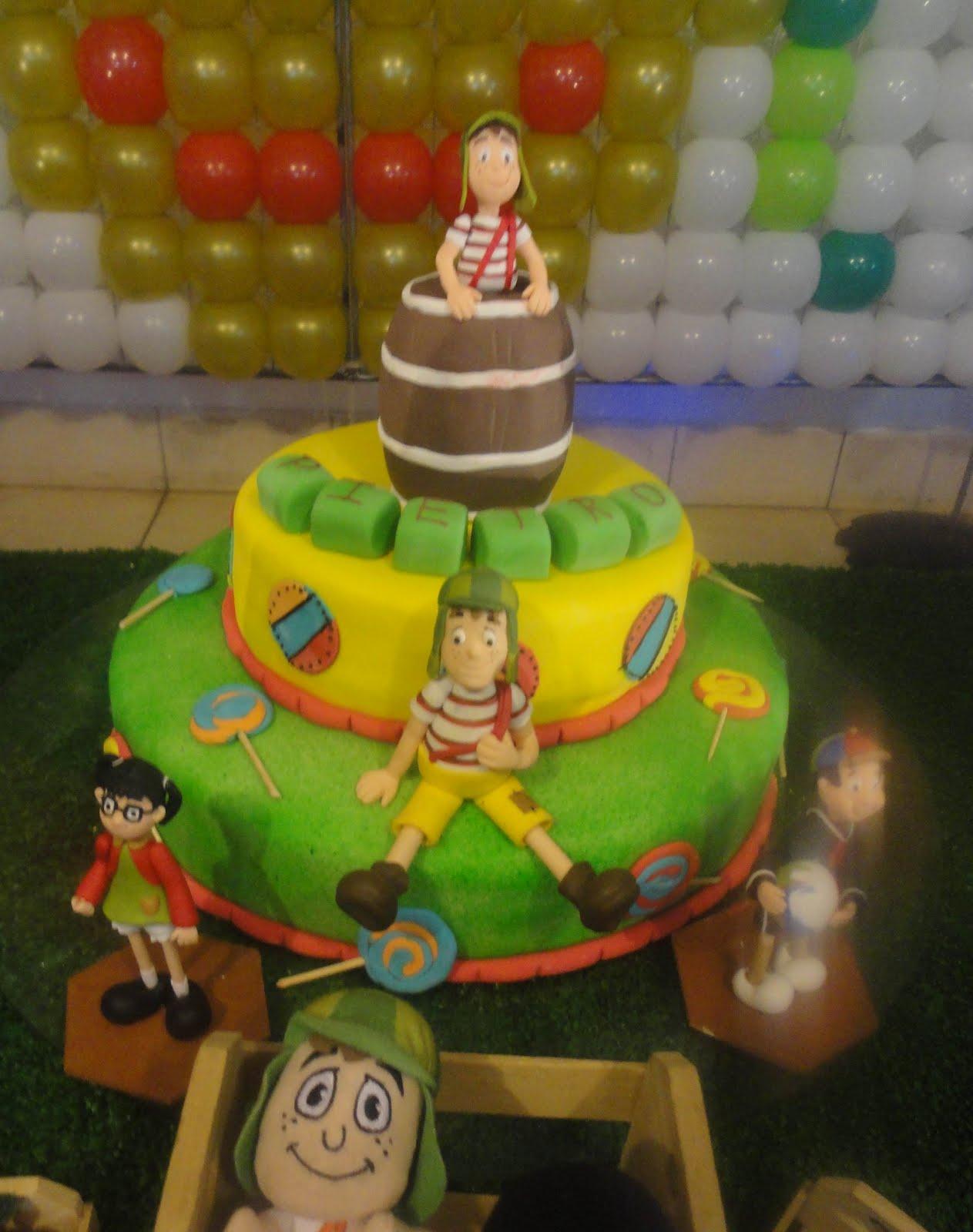10 receitas de bolos para aniversário - Vix