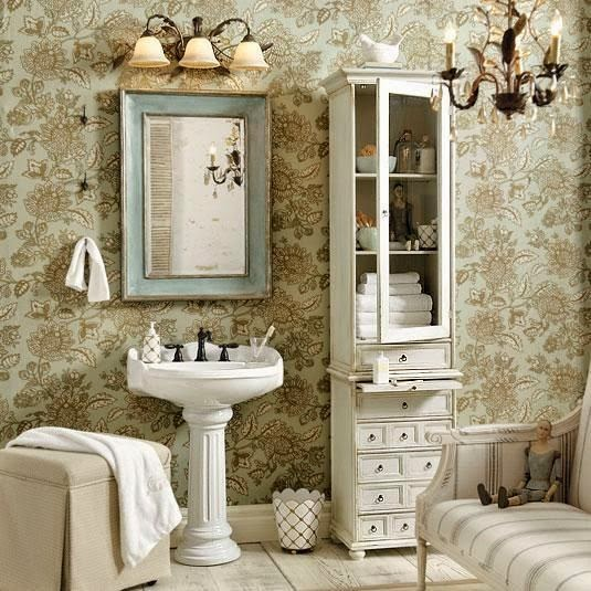Fotos de baños Shabby chic - Colores en Casa