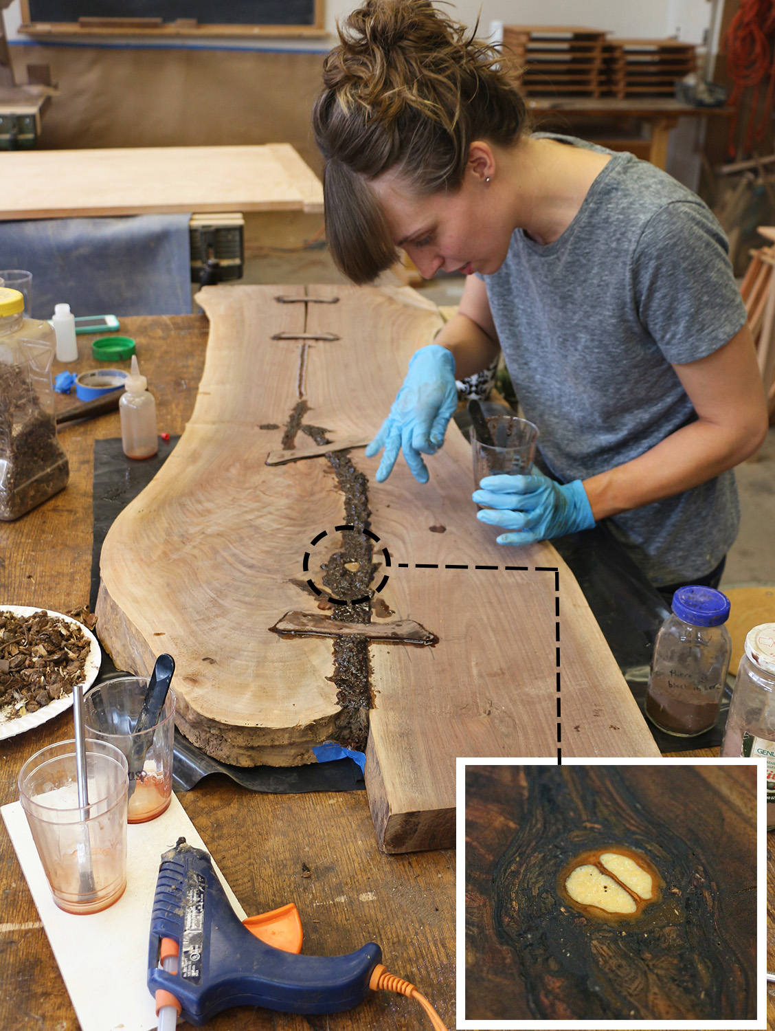 Chronicles Of A Woodworking Apprentice Buried Treasure