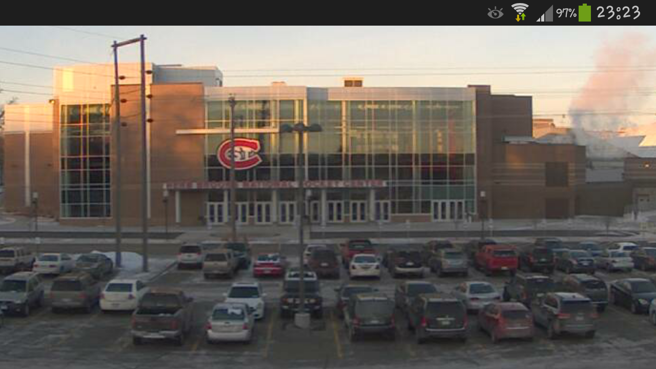 Webcam St. Cloud State University