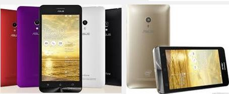Gambar Spesifikasi dan Harga Hp Asus Zenfone 5 8GB-16GB