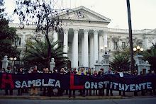 ¿Asamblea Constituyente o Constitución binominal?