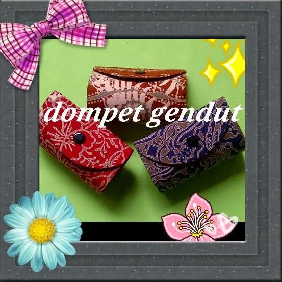 Dompet Batik Gendut