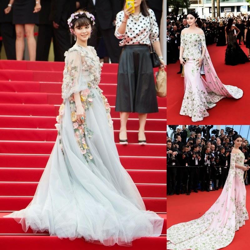 Cannes 2015: Fan Bingbing most beautiful dressed
