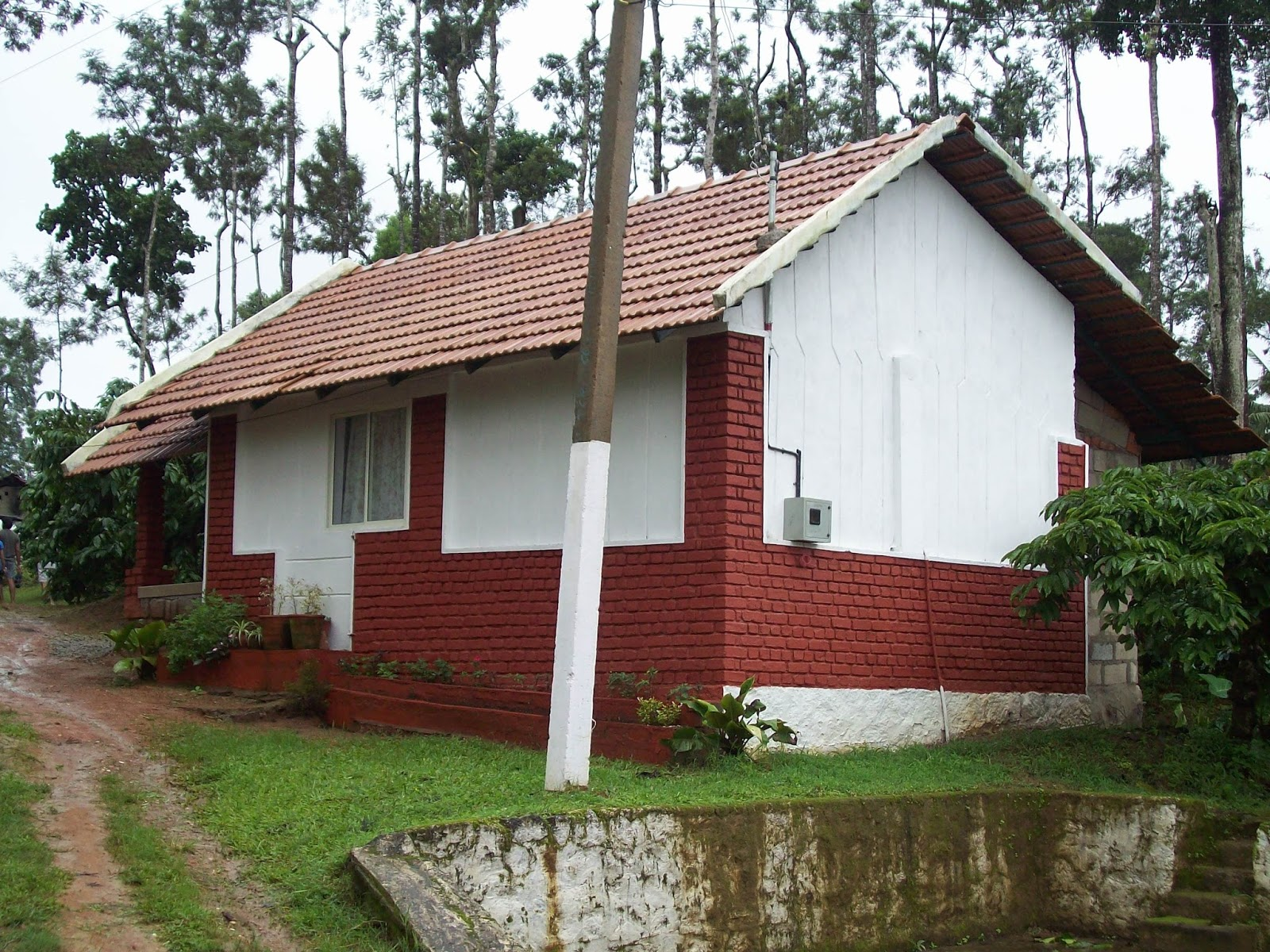 Cottages Coorg, Tea Estate Cottages Madikeri