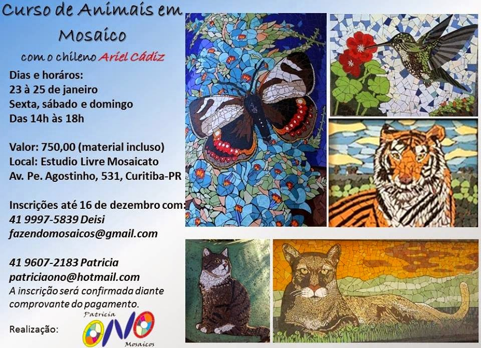 Workshop de Animais
