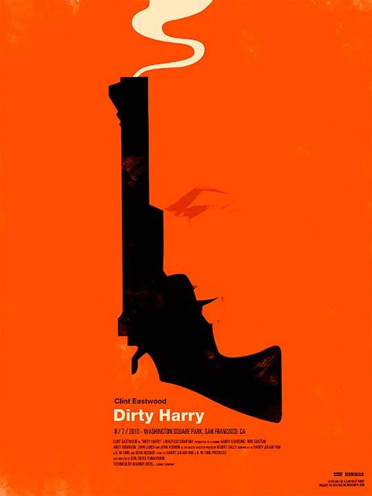 Diseño de posters e ilusión óptica con Olly Moss