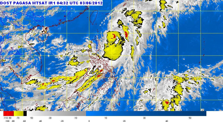 Tropical storm ambo latest update jpg