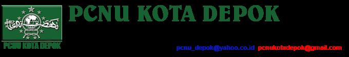 PCNU Kota Depok online