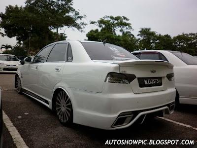 Waja Audi vip style