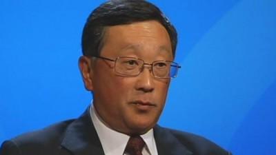 John Chen Resmi jadi CEO (Tanpa Interim) Blackberry