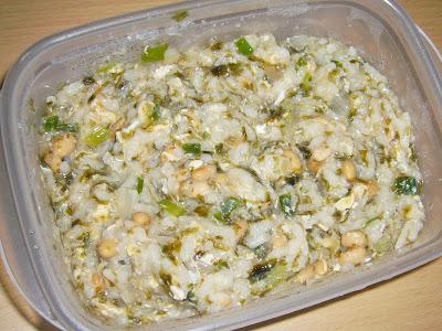 納豆雑炊のレシピ