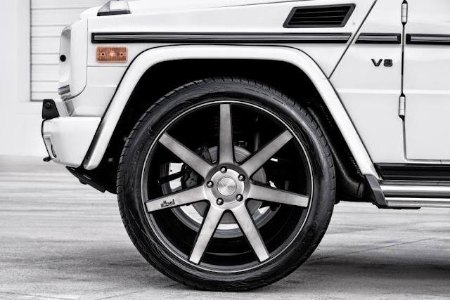 g class wheels