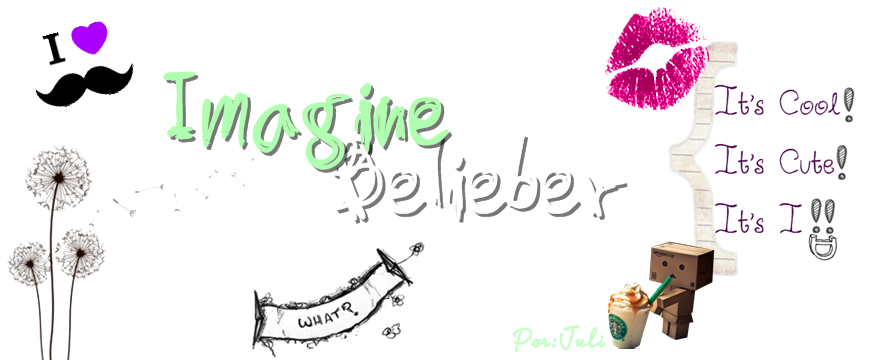Imagine Belieber .