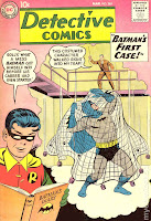 Detective Comics #265 comic cover image