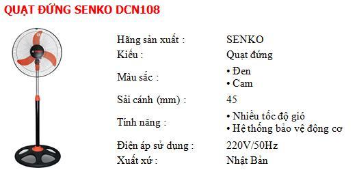quat dung senko DCN108