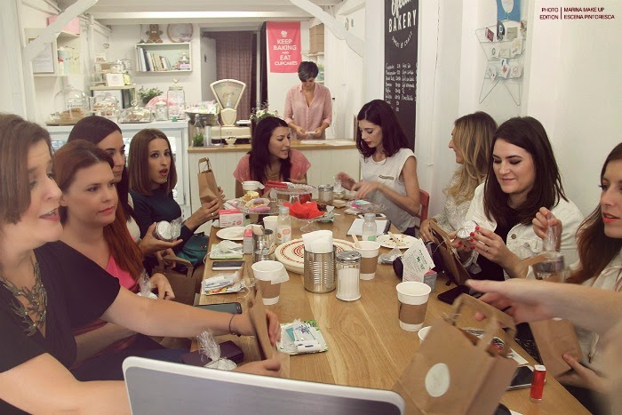 bloggers sevillanas en ofelia bakery