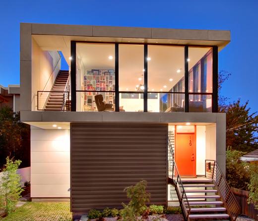 Modern Small Homes Designs Ideas » Modern Home Designs