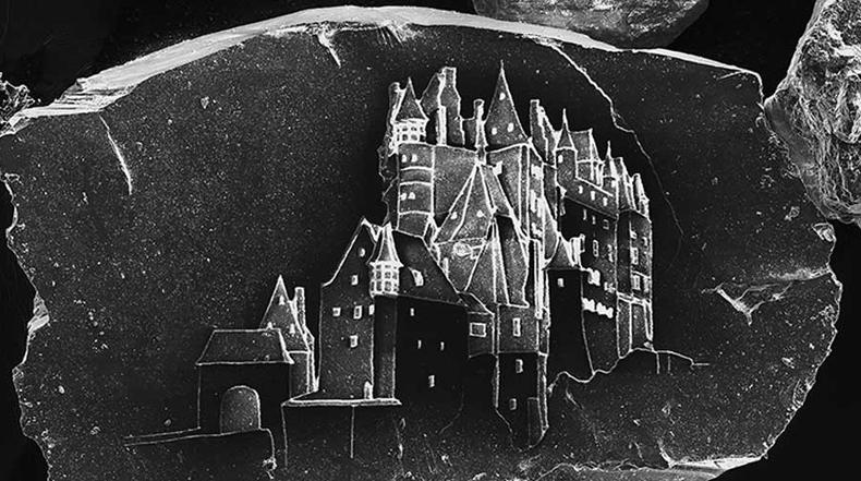 Creando castillos de arena con un grano de arena