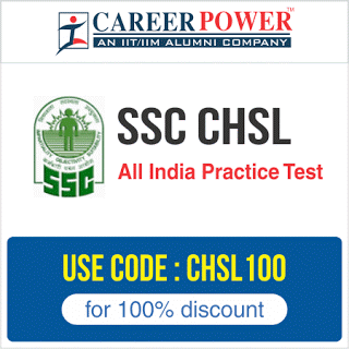 All India Mock for SSC CHSL Tier-I 2016-17