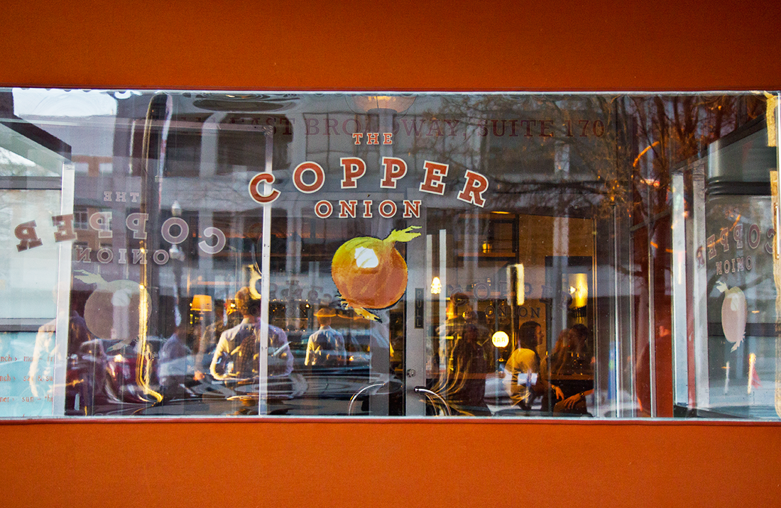 The Copper Onion