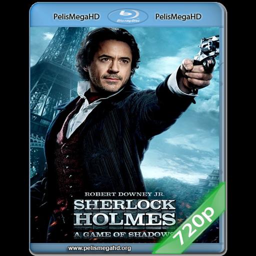 SHERLOCK HOLMES (2009) 720P DUAL ESPAÑOL LATINO INGLES