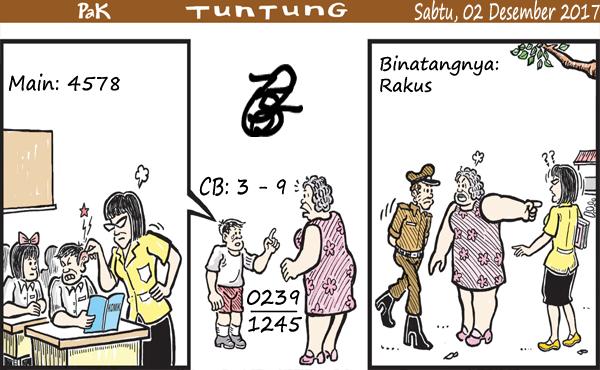 Prediksi Gambar Pak Tuntung Sabtu 02 12 2017