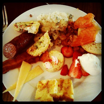 paggi house breakfast buffet