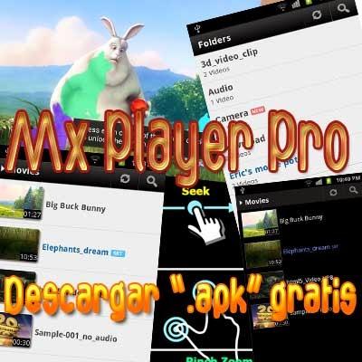 MX Player Pro APK gratis