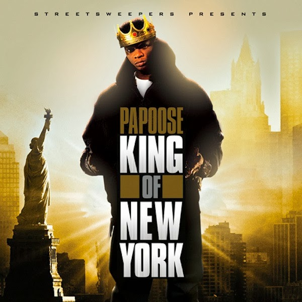 Papoose - King of NY Cover