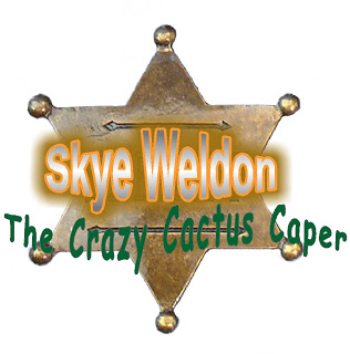 Skye Weldon album art