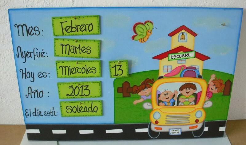 Carteles para los diferentes espacios del area preescolar for Decoracion de espacios de preescolar