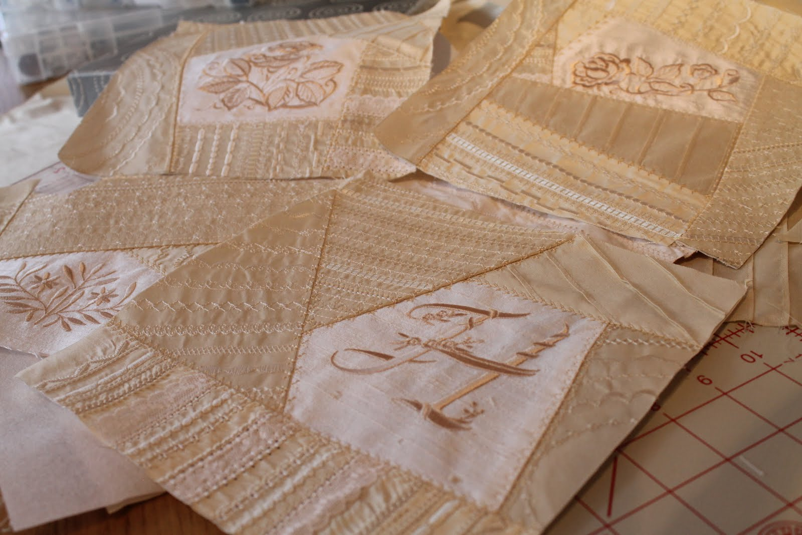 Sew Janome Heirloom Quilt Made On Janome Horizon And