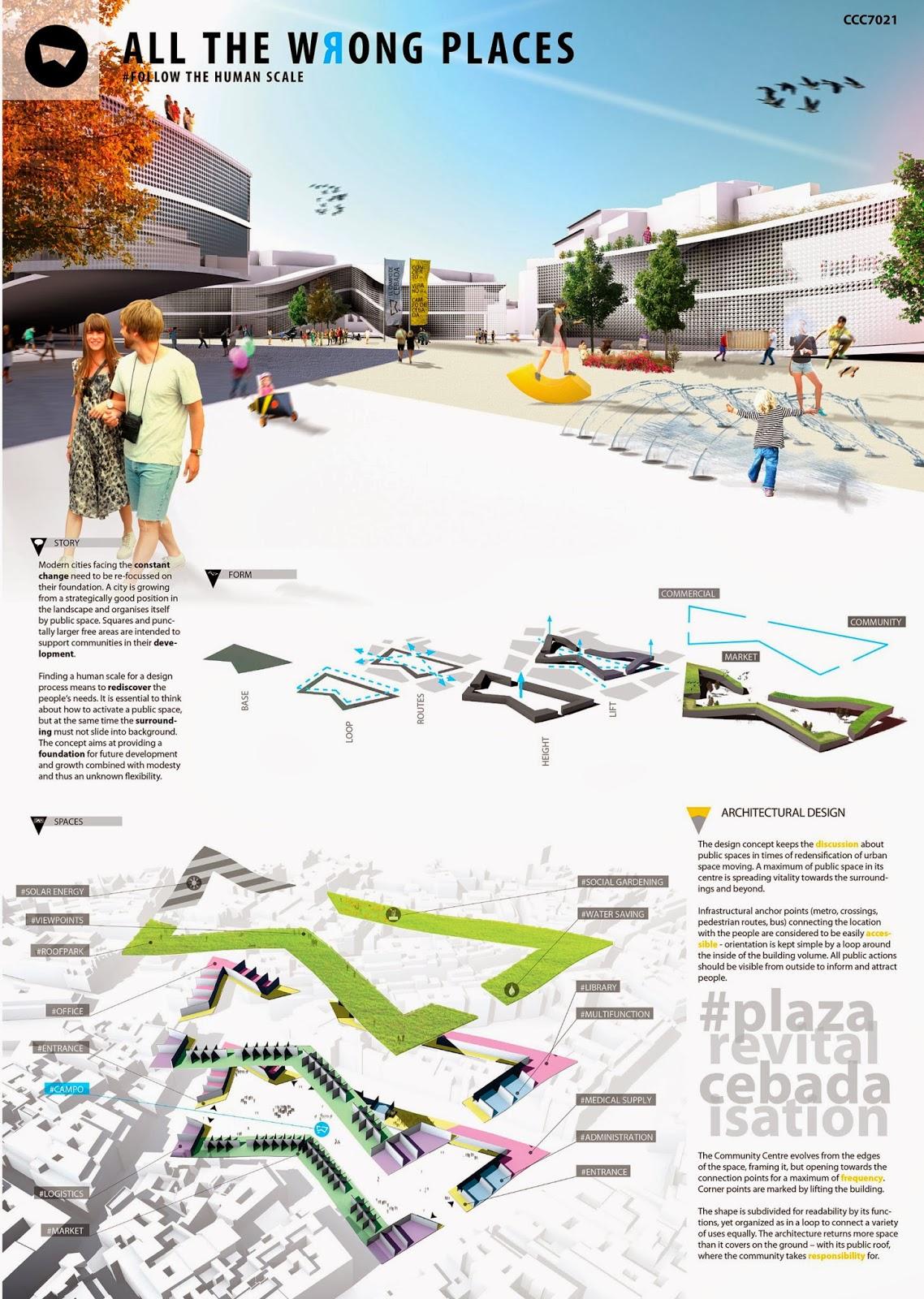 Ejemplos De Laminas Arquitect 243 Nicas I Arquihoy Expo