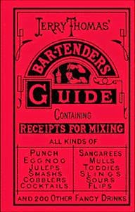 Bartender's Guide or How to Mix Drinks