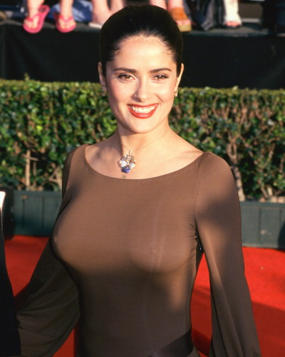 salma hayek husband and daughter. salma hayek husband age