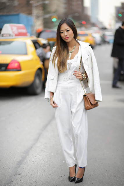 New York Fashion Week - After BCBG