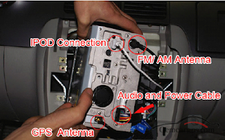 JAC Refine gps system installation guide.png
