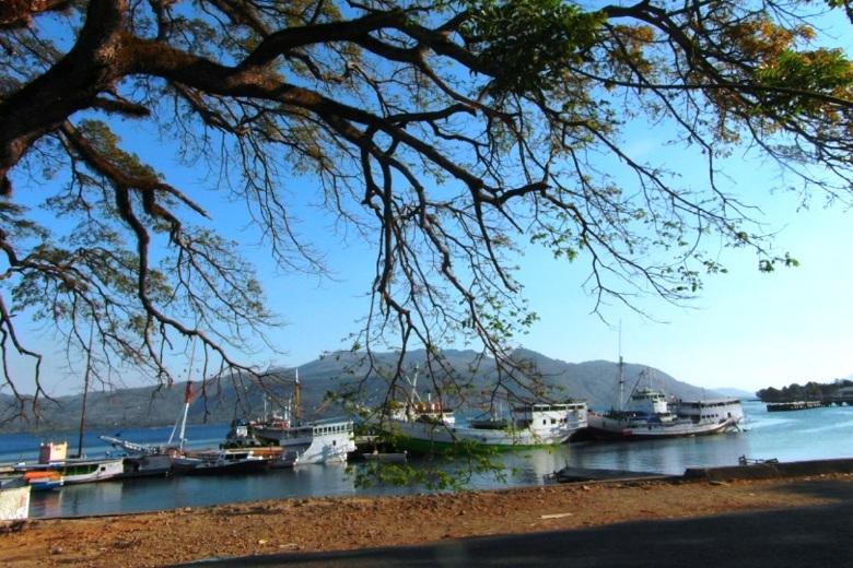 Alor Nusa Tenggara Timur. ZonaAero