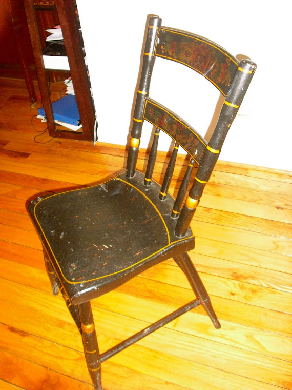 Antiquish Chairs