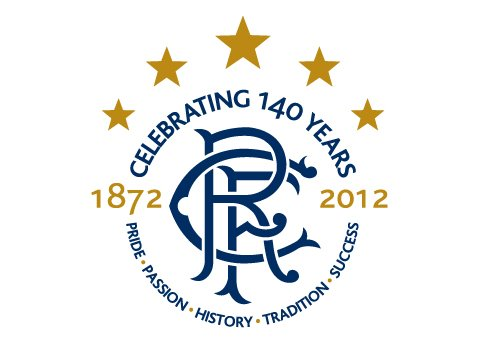 1872-2012 Rangers 140 years!!!