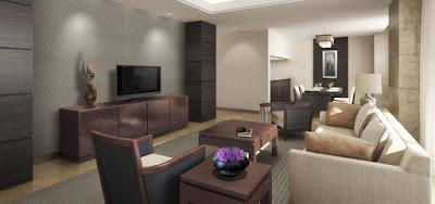 Mengadu Mewahnya Hotel Persib Bandung dan Sriwijaya FC, Siapa yang Menang