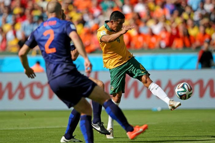 Tim Cahill Famous Goal