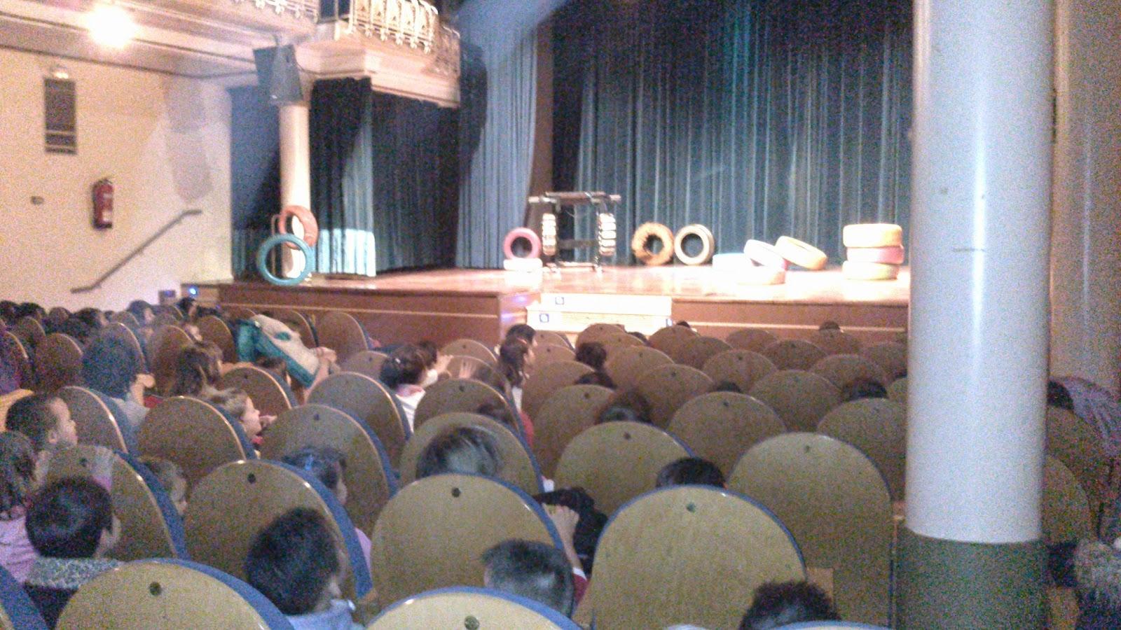 teatro enruedados