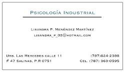 Tarjeta Personal (temporal)