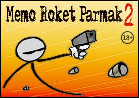 Memo Roket Parmak 2 Oyunu