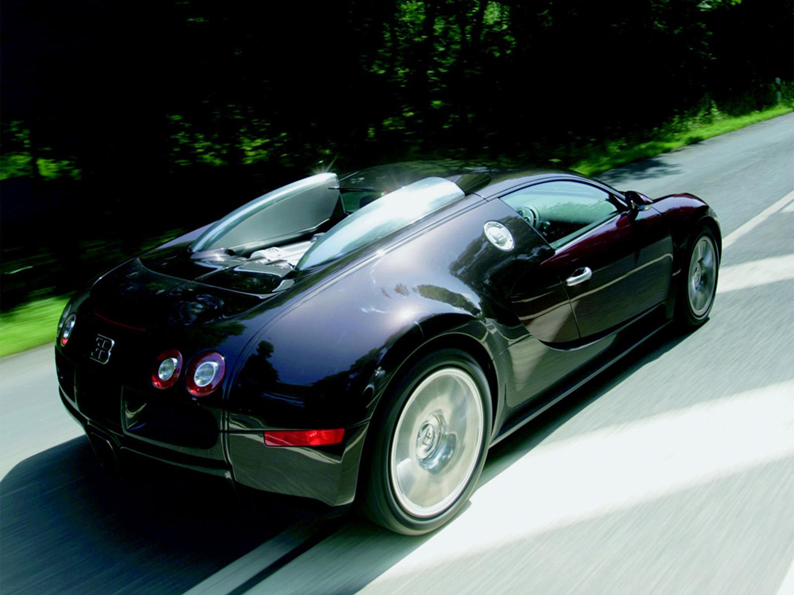 bugatti-veyron-back-view Inspiring Bugatti Veyron Quarter Mile Speed Cars Trend