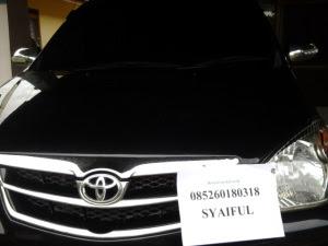 Sewa Mobil Aceh FRC